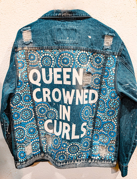"""CURLS"" Jacket"