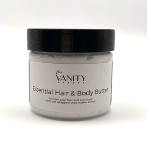 Essential Hair & Body Butter
