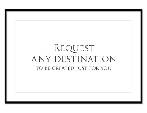 Request Any Destination