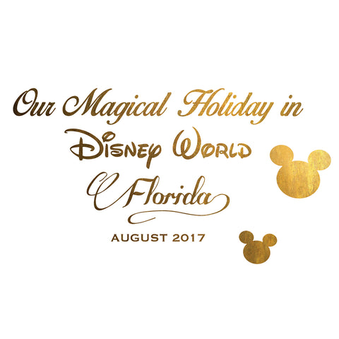 Gold Magical Mickey Edition