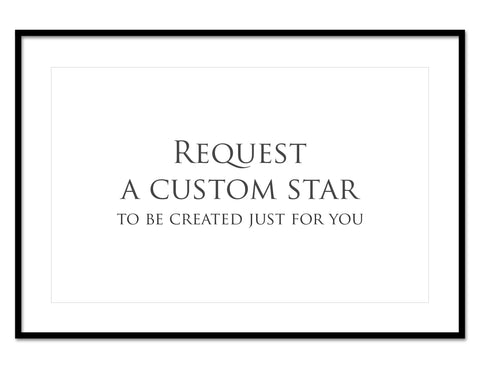 Request Any Star