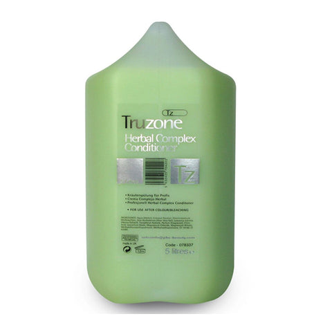 Tru zone herbal complex conditioner 5l