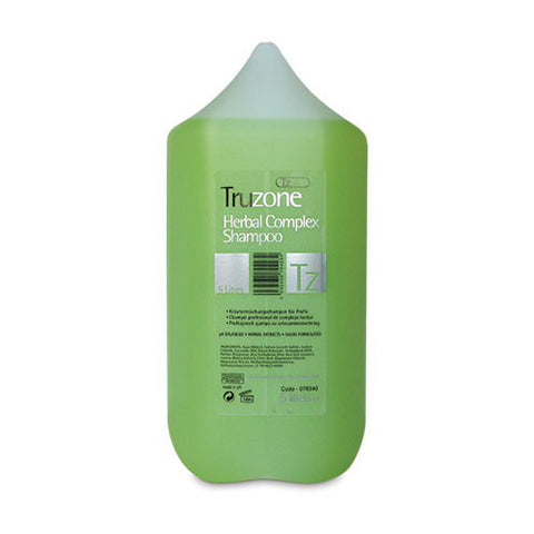 Tru zone herbal complex shampoo 5l