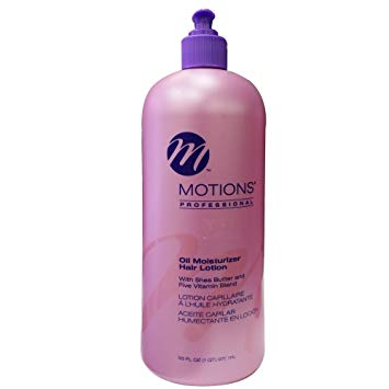 Motions oil moisturizer light