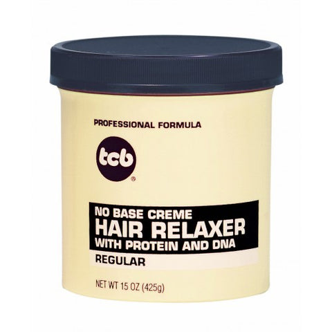 Tcb no base creme hair relaxer