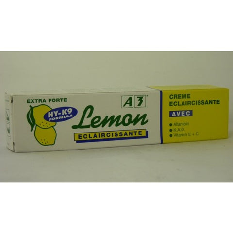 A3 lemon fading cream 50ml