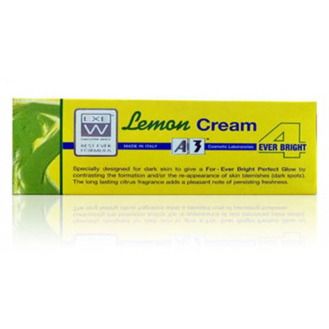 A3 lemon cream 4-ever bright tube 25 ml.
