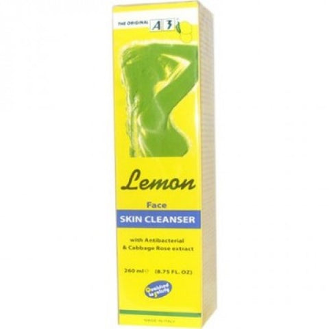 A3 lemon cleanser 260ml