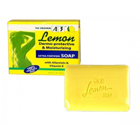 A3 lemon soap 100g