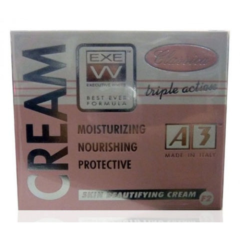 A3 triple action classic skin lightening cream 500ml
