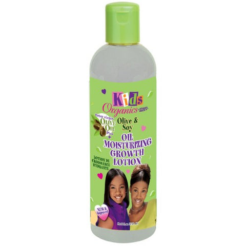 Africa's best kids organics olive and soy moisturizing growth lotion