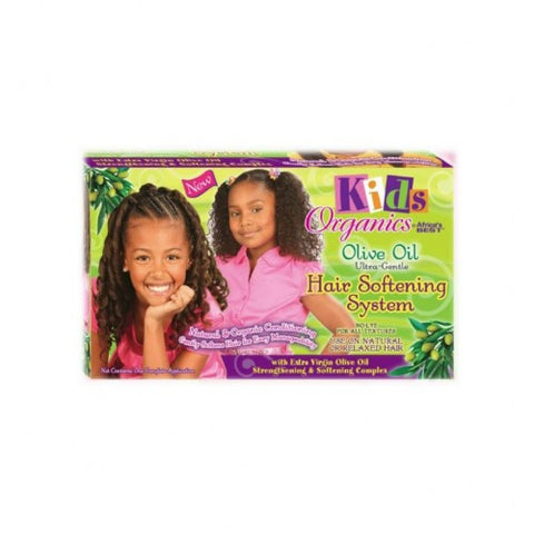 Africa's best org kids text softening kit