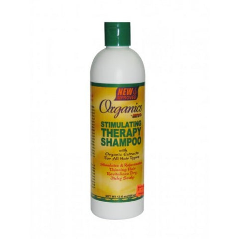 Africa's best organics stimulating therapy shampoo 12oz