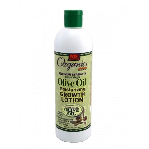 Africa's best organic olive oil moisturizing lotion 12 oz