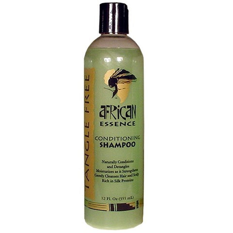 African essence tangle free shampoo 12oz