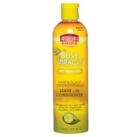 African pride leave-in conditioner tonic 12oz