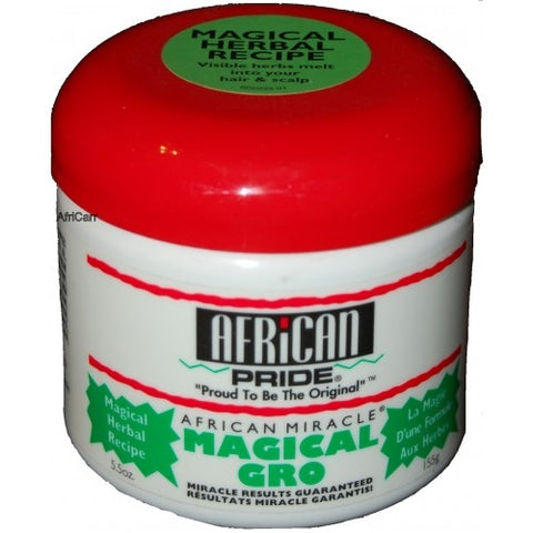 African pride magical gro rejuvenating herbal formula 5.5oz