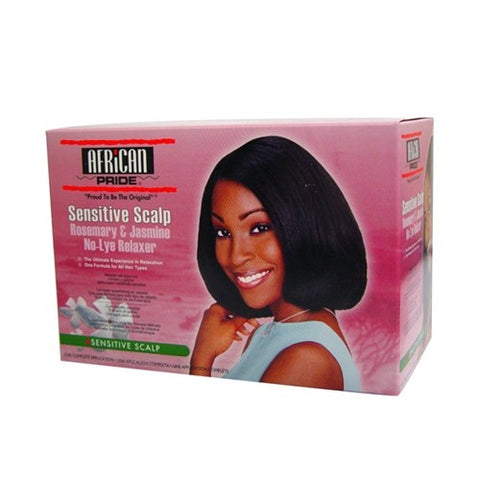 African pride rosemary and jasmine no-lye relaxer