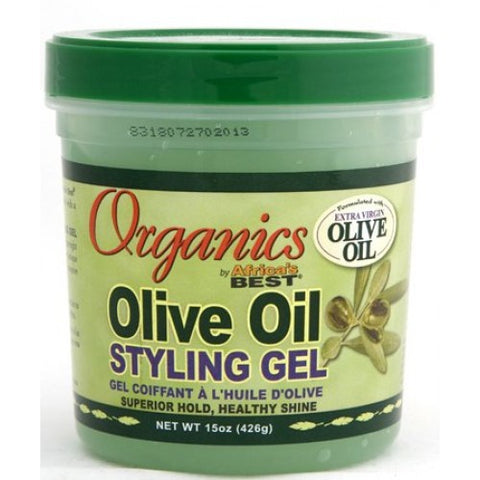 Africa's best organics olive oil styling gel 15oz