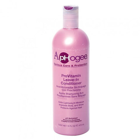 Aphogee pro vitamin leave in conditioner 8oz