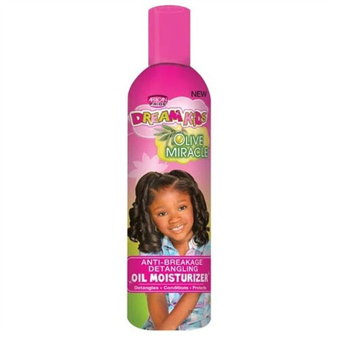 African pride dream kids olive detanling oil moisturizer 8oz