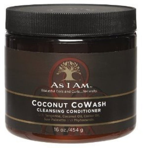 As i am coconut cowash conditioner 16 oz