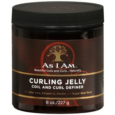 As i am curling jelly coil and curl definer 8 oz