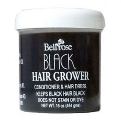 Bellrose black hair grower 8oz