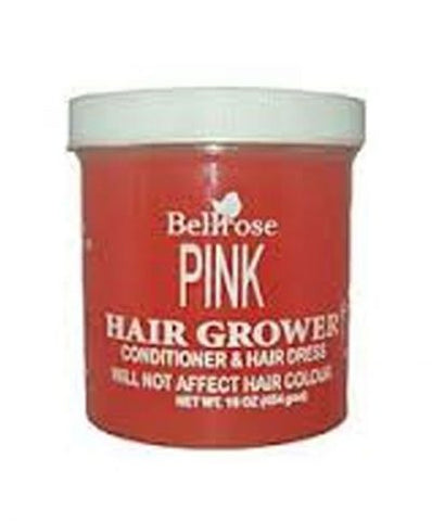 Bellrose pink hair grower 8oz