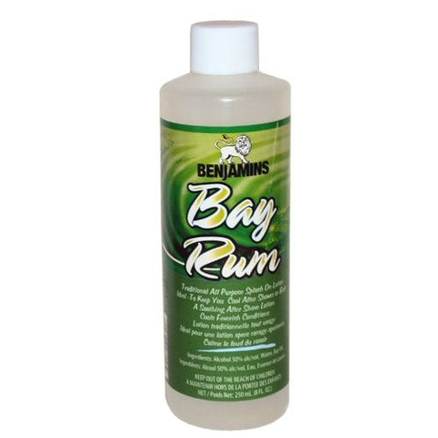 Benjamins bay rum plain 250ml