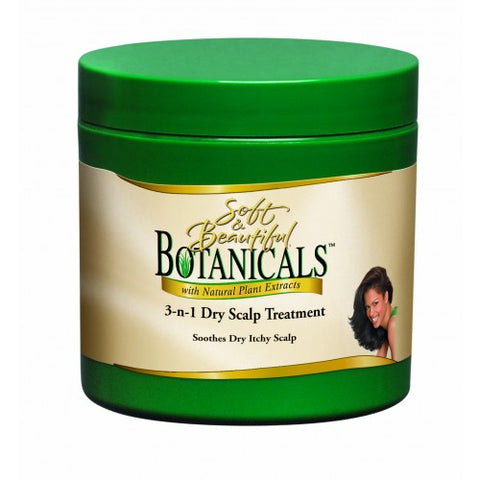 Soft and beautiful botanicals 3n1 scalp treatment