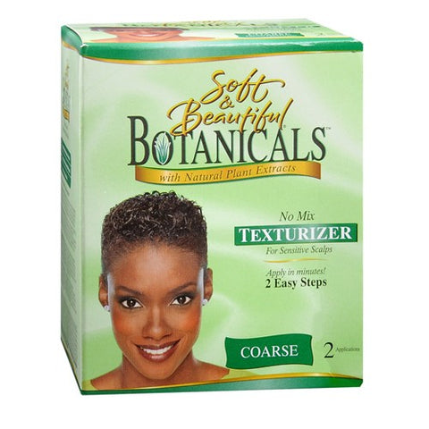 Botanical texturizer kit coarse