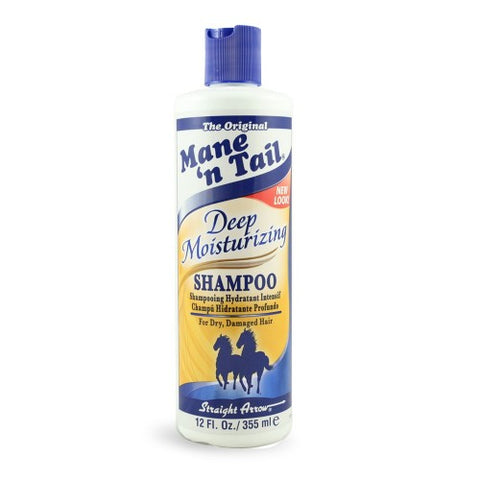 Mane n tail deep moist shampoo 355ml
