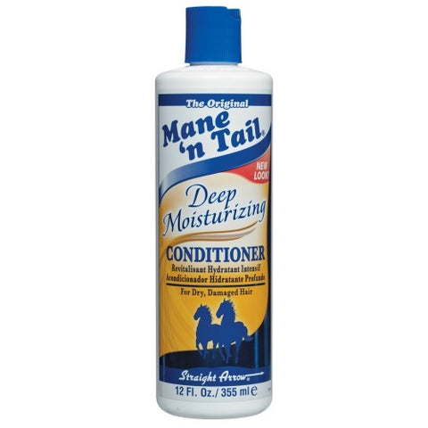 Mane n tail  deep moist conditioner 355ml