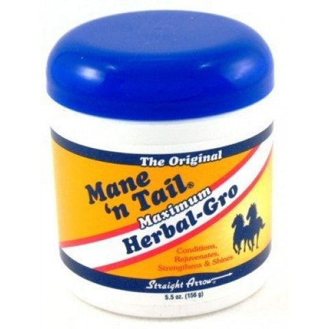 Mane n tail herbal gro 163ml