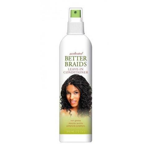 Better braids leave-in conditioner 12oz