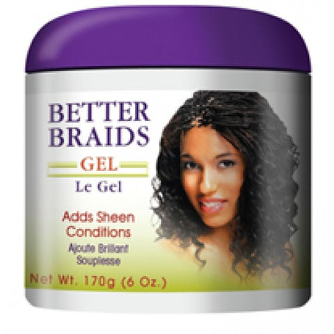 Better braids braid gel 6oz