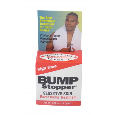 High time bump stopper 1 sensitive labelled