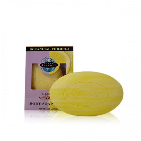 Clear essence lemon soap