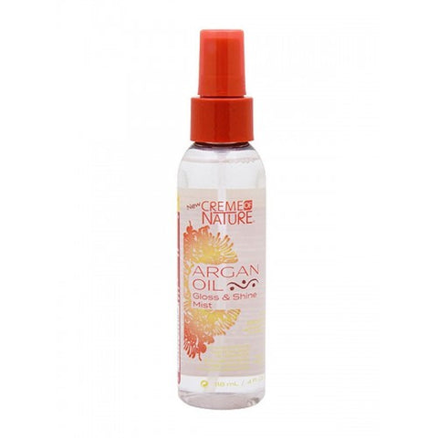 Creme of nature argan oil shine mist 4 oz