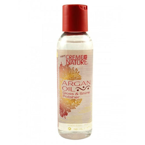 Creme of nature argan oil shine polisher 4oz