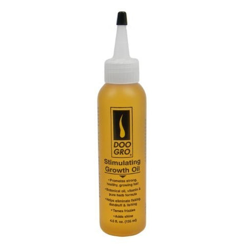 Doo gro simulating growth oil 4.5oz