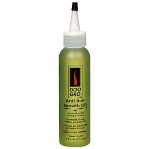 Doo gro anti itch growth oil 4.25oz