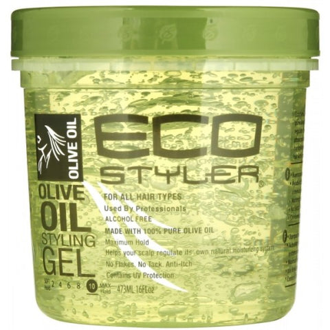 Eco styler styling gel olive oil 473ml