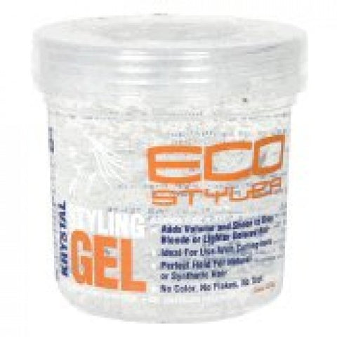 Eco styling gel krystal 16 oz