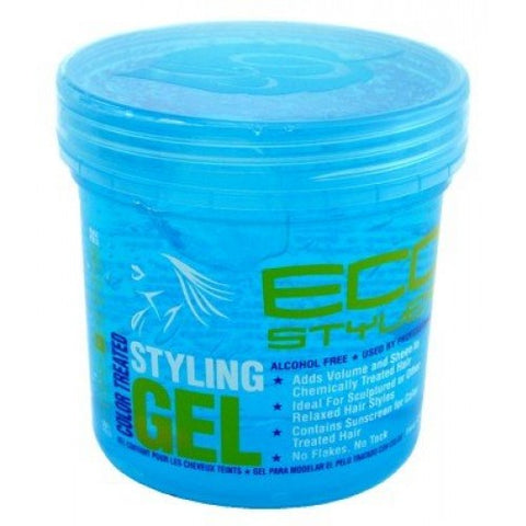 Eco styling gel blue 16 oz