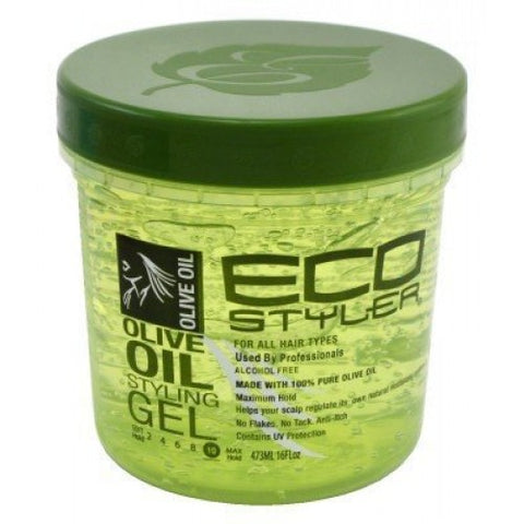 Eco styling gel olive oil 16 oz