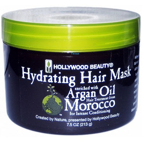 Hollywood argan hair mask 7.5oz
