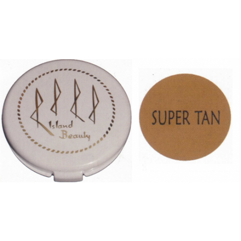 Island beauty powder super tan