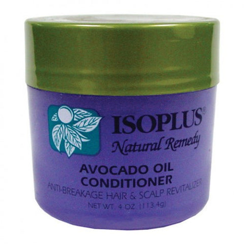 Isoplus natural remedy avocado oil conditioner  4oz